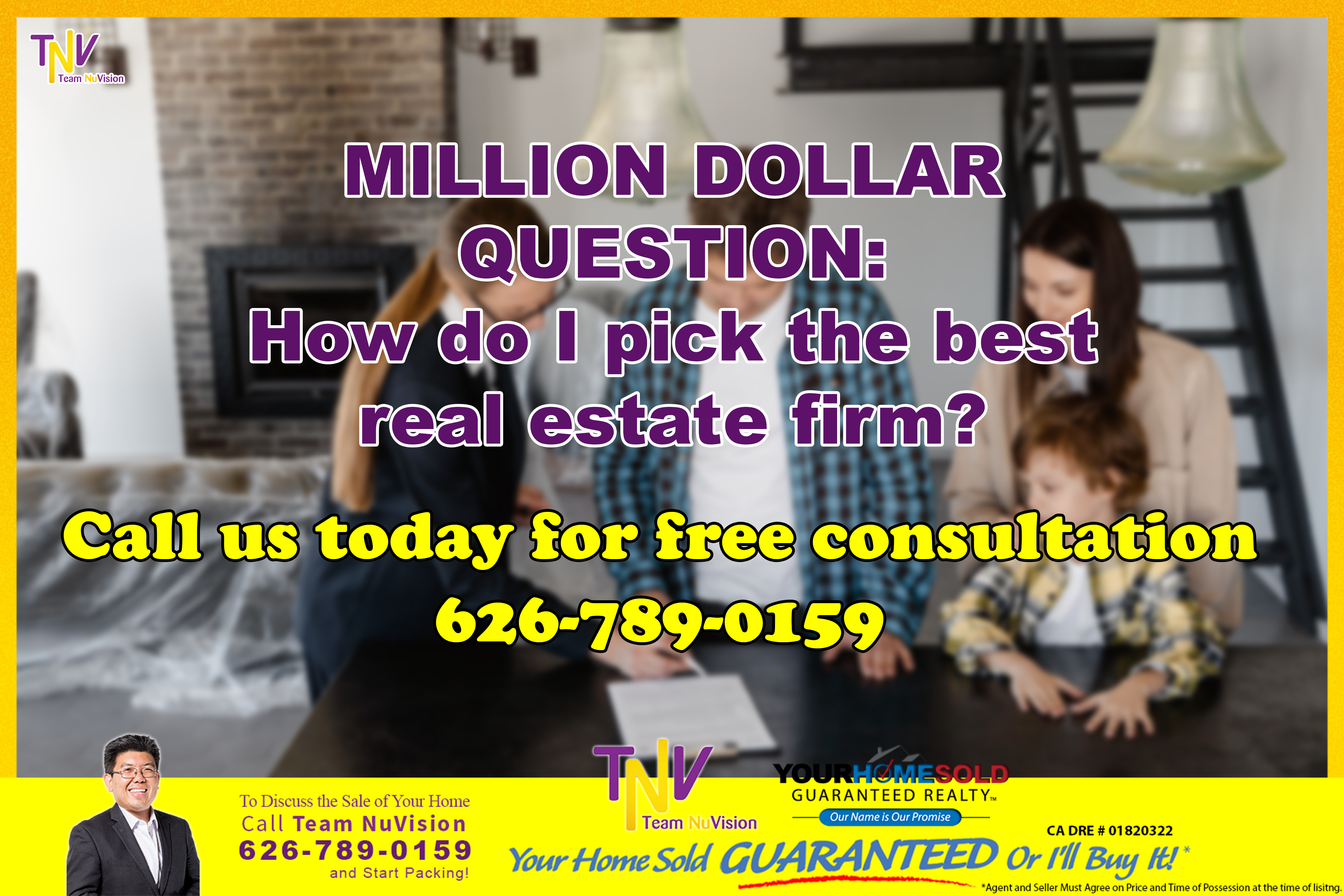 How do I pick the best real estate firm?