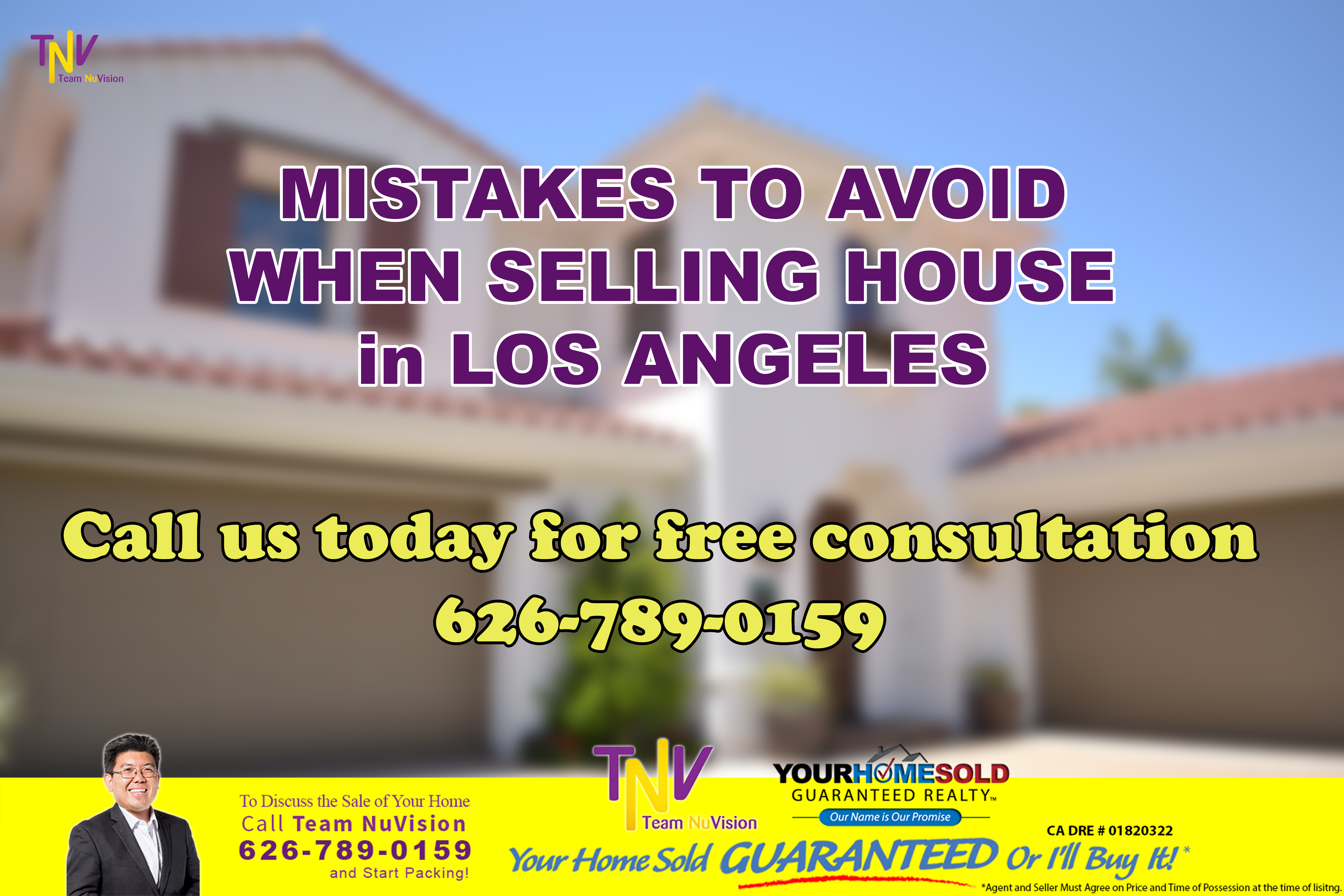 Mistakes to Avoid When Selling House in Los Angeles